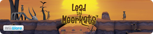 Banner Lead the Meerkats