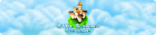 Banner Little Tournament Over Yonder