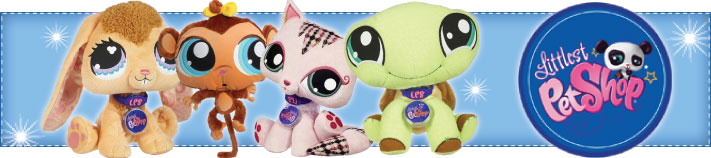 Banner Littlest Pet Shop Friends