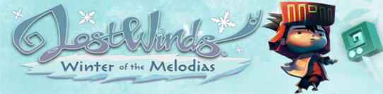 Banner LostWinds Winter of the Melodias