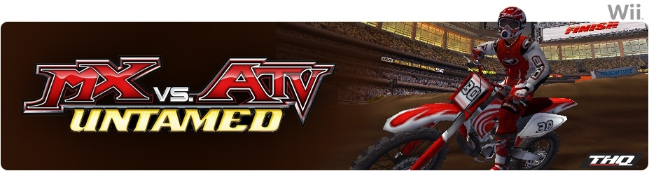 Banner MX vs ATV Untamed