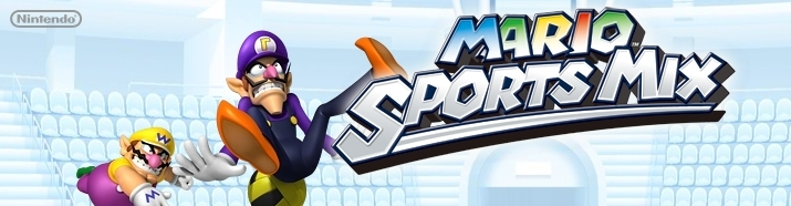 Banner Mario Sports Mix