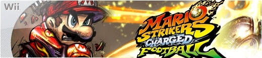 Banner Mario Strikers Charged Football