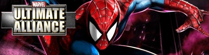 Banner Marvel Ultimate Alliance