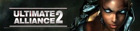 Banner Marvel Ultimate Alliance 2