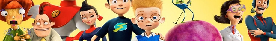 Banner Meet the Robinsons