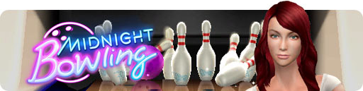 Banner Midnight Bowling