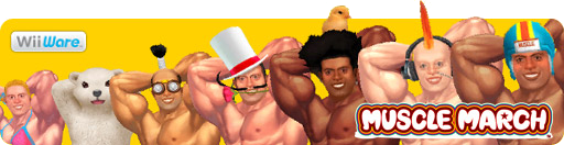 Banner Muscle March