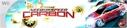 Banner Need for Speed Carbon