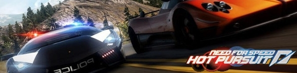 Banner Need for Speed Hot Pursuit