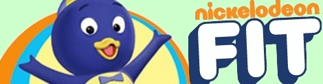 Banner Nickelodeon Fit