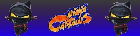 Banner Ninja Captains 20 games