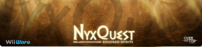 Banner NyxQuest Kindred Spirits