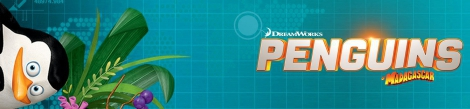 Banner Penguins of Madagascar