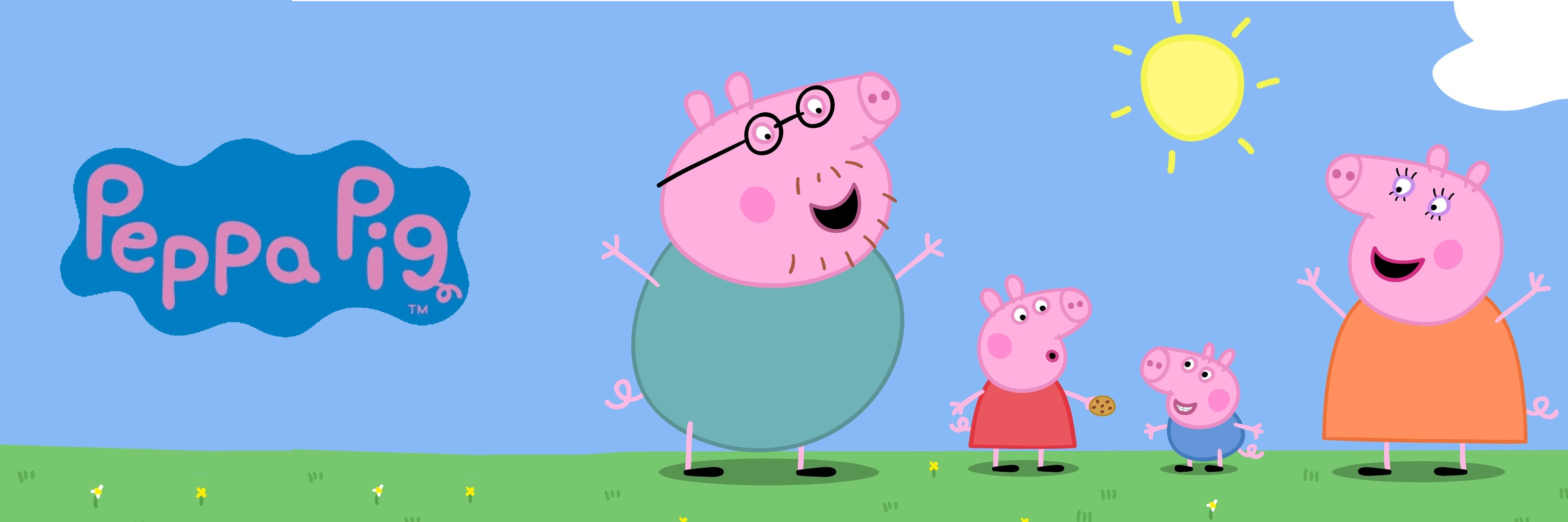 Banner Peppa Pig The Game
