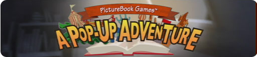 Banner PictureBook Games A Pop-Up Adventure