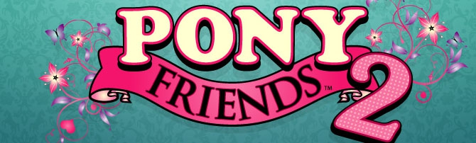 Banner Pony Friends 2