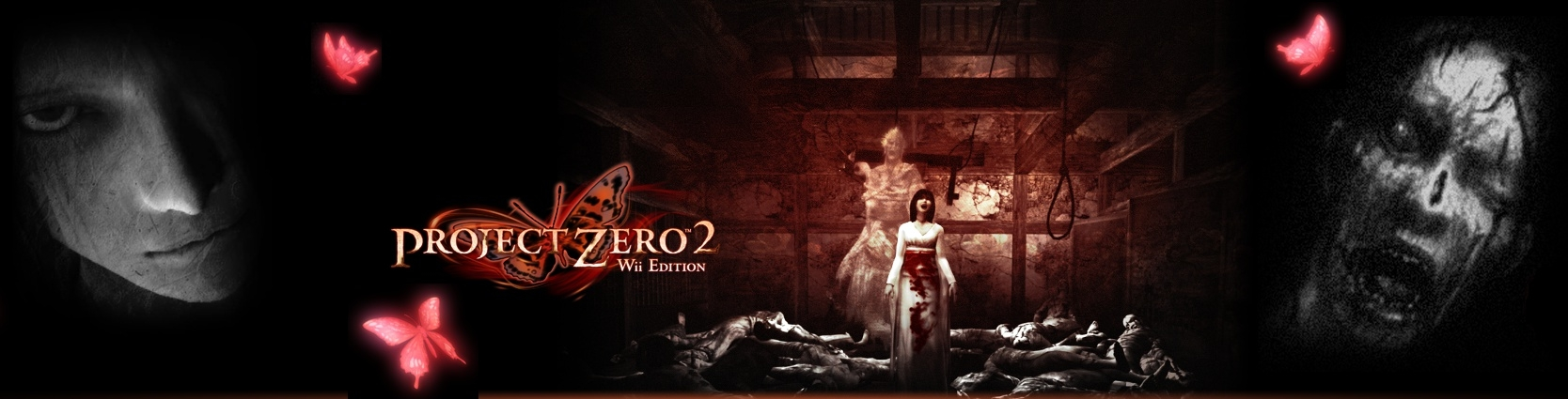 Banner Project Zero 2 Wii Edition