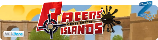 Banner Racers Islands Crazy Arenas