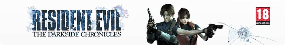 Banner Resident Evil The Darkside Chronicles
