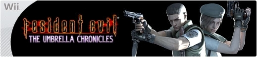 Banner Resident Evil The Umbrella Chronicles