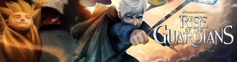 Banner Rise of The Guardians The Video Game
