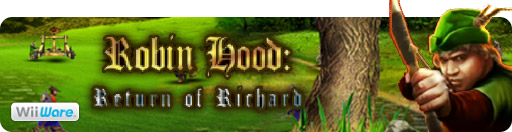 Banner Robin Hood The Return of Richard