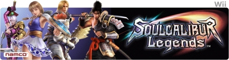 Banner Soulcalibur Legends