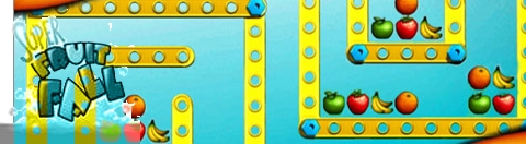 Banner Super Fruitfall