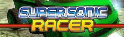 Banner Supersonic Racer