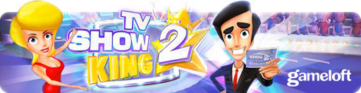 Banner TV Show King 2