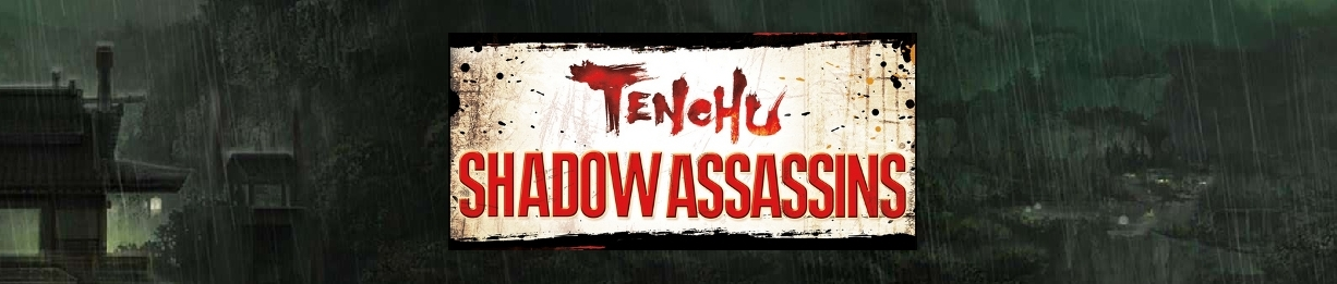 Banner Tenchu Shadow Assassins