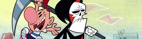 Banner The Grim Adventures of Billy and Mandy