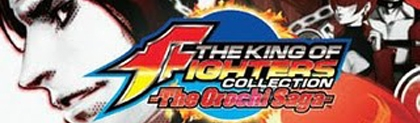 Banner The King of Fighters Collection The Orochi Saga