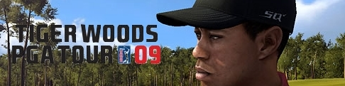 Banner Tiger Woods PGA Tour 09 All-Play