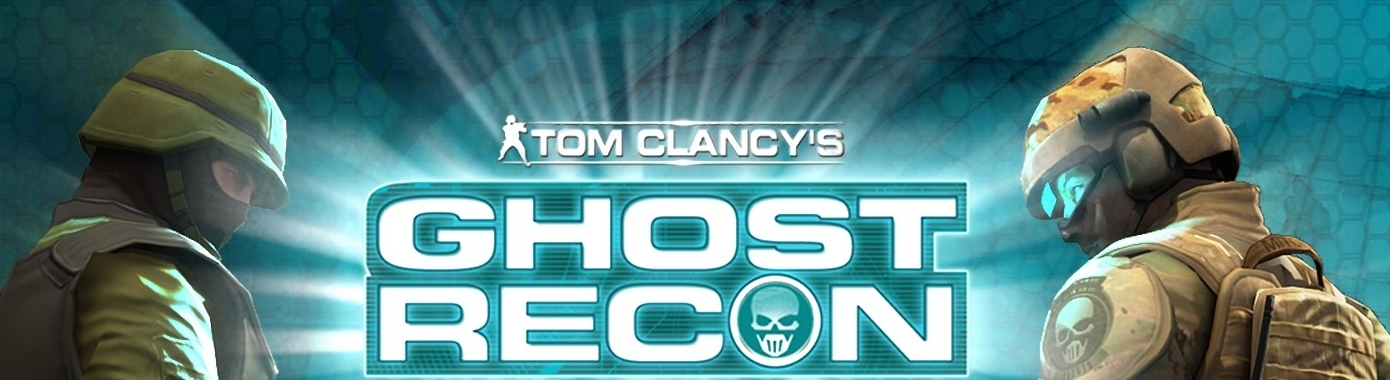 Banner Tom Clancys Ghost Recon