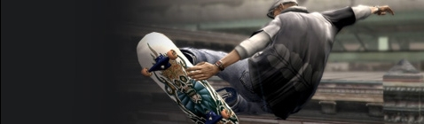 Banner Tony Hawks Proving Ground