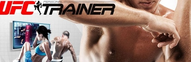 Banner UFC Personal Trainer The Ultimate Fitness System