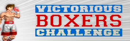 Banner Victorious Boxers Challenge