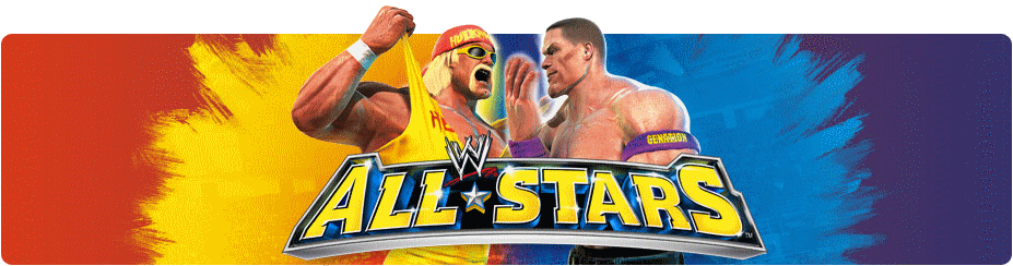 Banner WWE All Stars