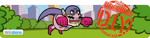 Banner WarioWare Do It Yourself Showcase