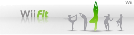 Banner Wii Fit