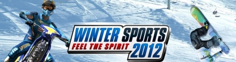 Banner Winter Sports 2012 Feel the Spirit