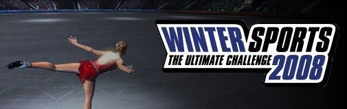 Banner Winter Sports The Ultimate Challenge 2008