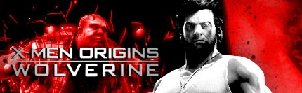 Banner X-Men Origins Wolverine