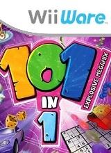 101-in-1 Explosive Megamix voor Nintendo Wii