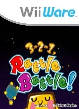 3-2-1 Rattle Battle voor Nintendo Wii