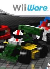 3D Pixel Racing voor Nintendo Wii