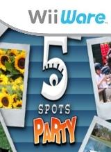 5 Spots Party voor Nintendo Wii