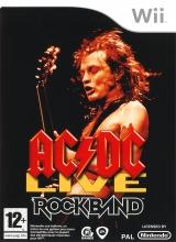 ACDC Live Rock Band Track Pack voor Nintendo Wii